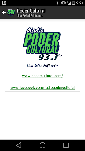 Radio Poder Cultural