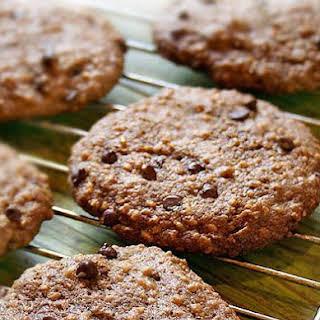 Gluten-Free Breakfast Cookies.