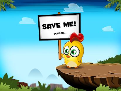 بازی نجات جوجه ها Chicken Boy v1.1.2