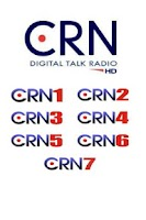 Screenshot of CRN Digital Talk Radio