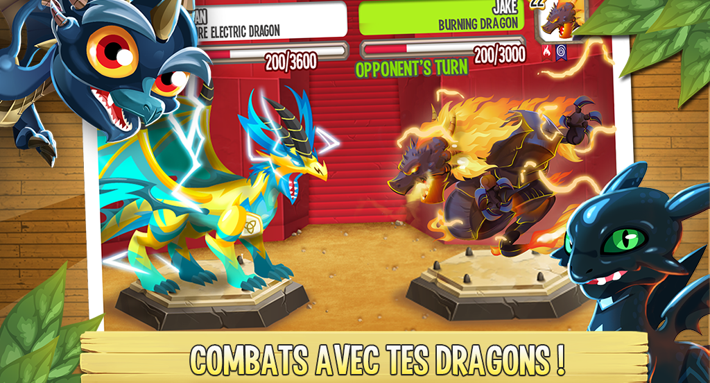 comment avoir le dragon element dans dragon city