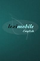 Screenshot of LexiMobile English 1.1