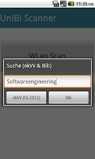 UniBi Scanner - screenshot thumbnail