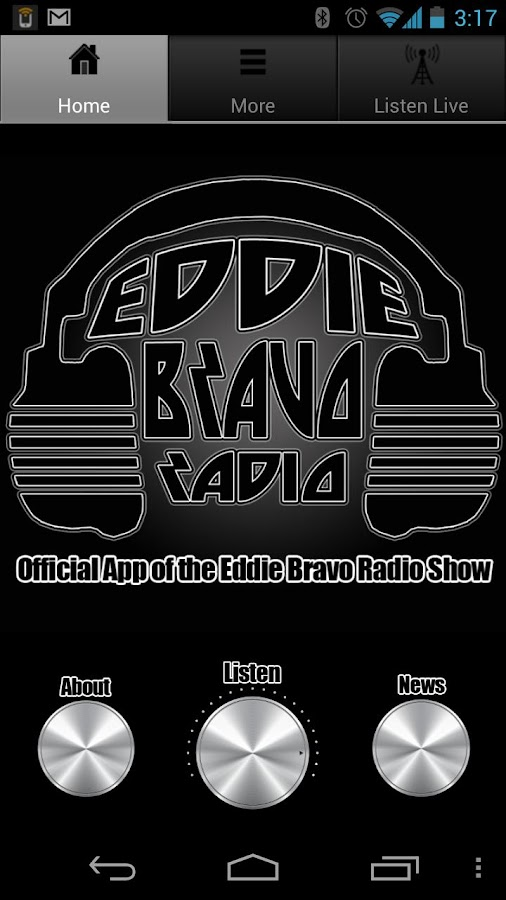 Eddie Bravo Radio- screenshot