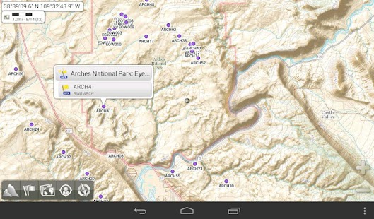 AlpineQuest GPS Hiking (Lite) - screenshot thumbnail
