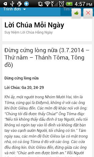 Loi Chua Hang Ngay