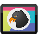 Talon Material Design Tablet icon