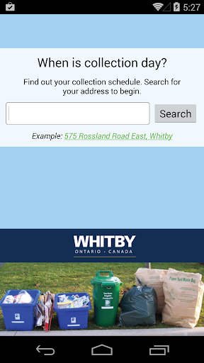 Whitby Waste Buddy
