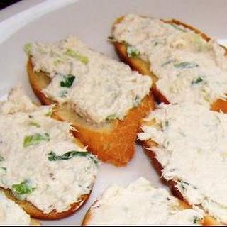 Cream Cheese and Tuna Spread Recipe