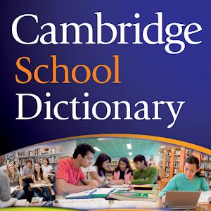Cambridge School Dictionary Icon
