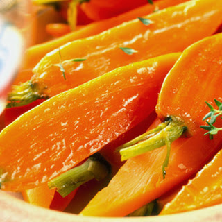 Carrots with Fresh Herbs