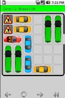 Screenshot of Blocked Traffic Free