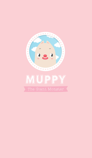 MUPPY 핑크 카카오톡 테마