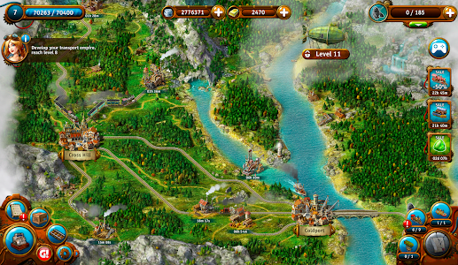 Transport Empire: Steam Tycoon v1.09.08