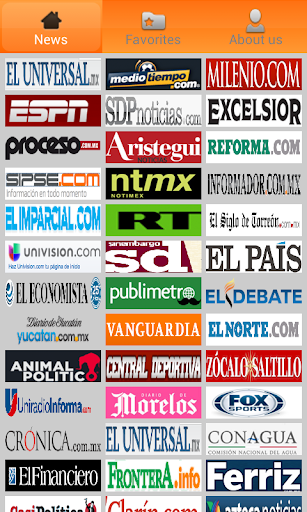 Mexico Newspapers.Mexican News