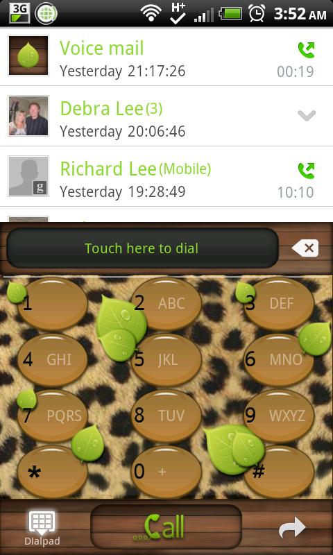 GO CONTACTS - Jungle Cheetah- screenshot