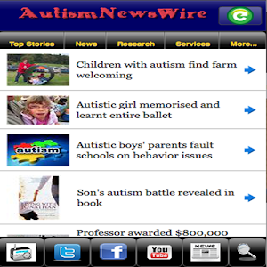 Autism News Wire