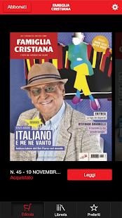 Famiglia Cristiana + screenshot