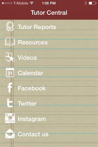 Literacy Mid-South - screenshot