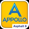 Asphalt 8 Racing Bible icon