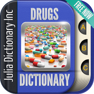 Drugs Dictionary LOGO-APP點子