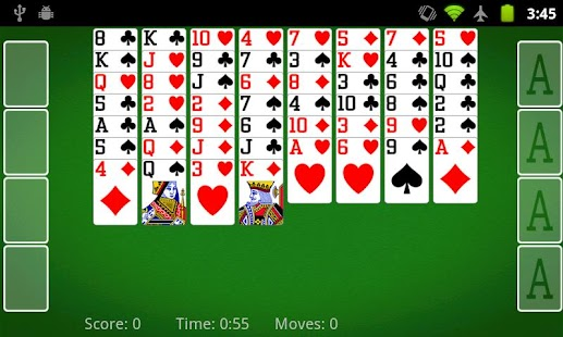 FreeCell Solitaire Screenshot 14