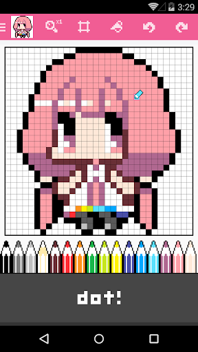 dotpict - Easy to Pixel Arts