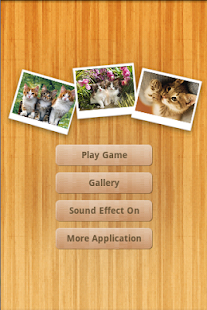 Funny Cats Puzzle & Wallpapers - screenshot thumbnail