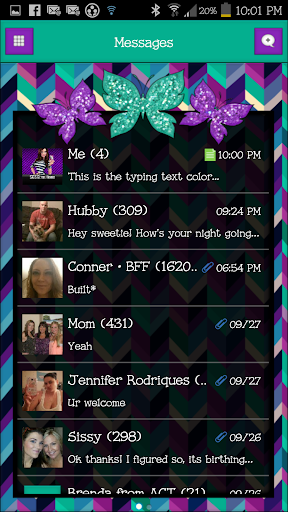 go sms pro matrix theme app android網站相關資料 - APP試玩