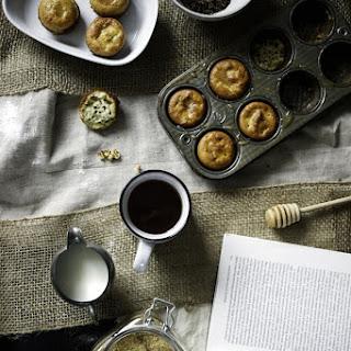 Earl Grey + Buttermilk Muffins.