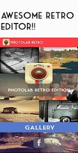 Retro camera -Vintage grunge v1.4