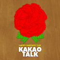 Carnation kakaotalk theme