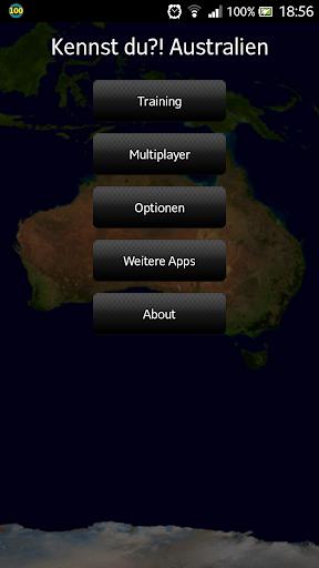 You Know Australia Quiz