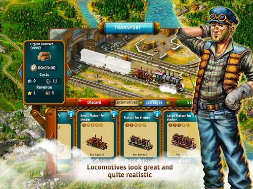 Transport Empire: Steam Tycoon  screenshots 15