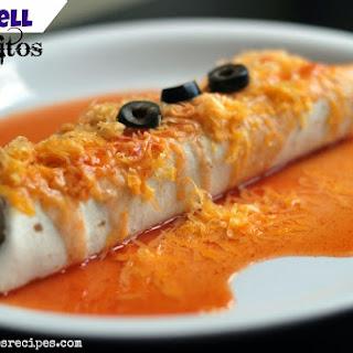 Taco Bell Enchiritos