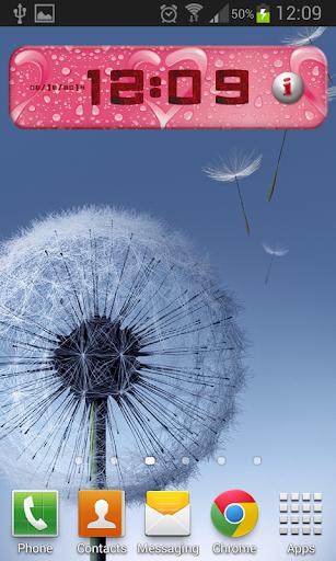 愛時鐘部件 個人化 App-愛順發玩APP