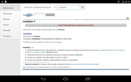 免費下載書籍APP|無料スペイン語辞書- app開箱文|APP開箱王