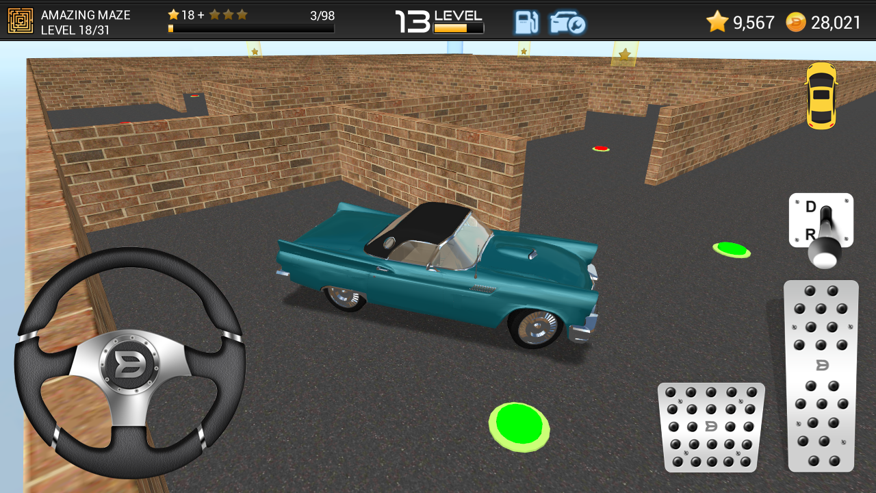 Car Parking Game 3D- screenshot