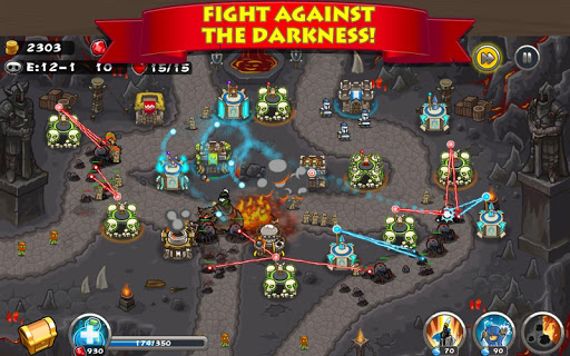 Horde Defense 1.6.0 screenshots 1
