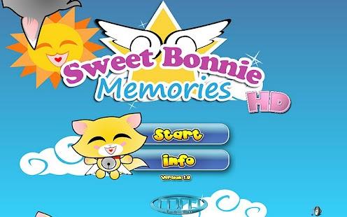 Sweet Bonnie - Memory Game