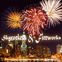 Skyrocket & Fireworks LWP Free 1.37