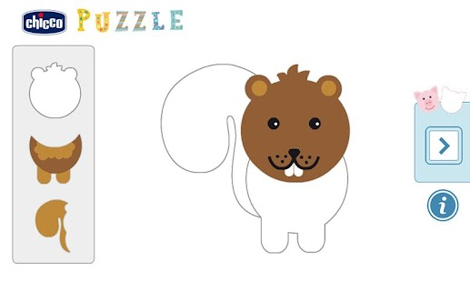 Chicco Puzzle