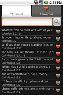 Bible Verses - screenshot thumbnail