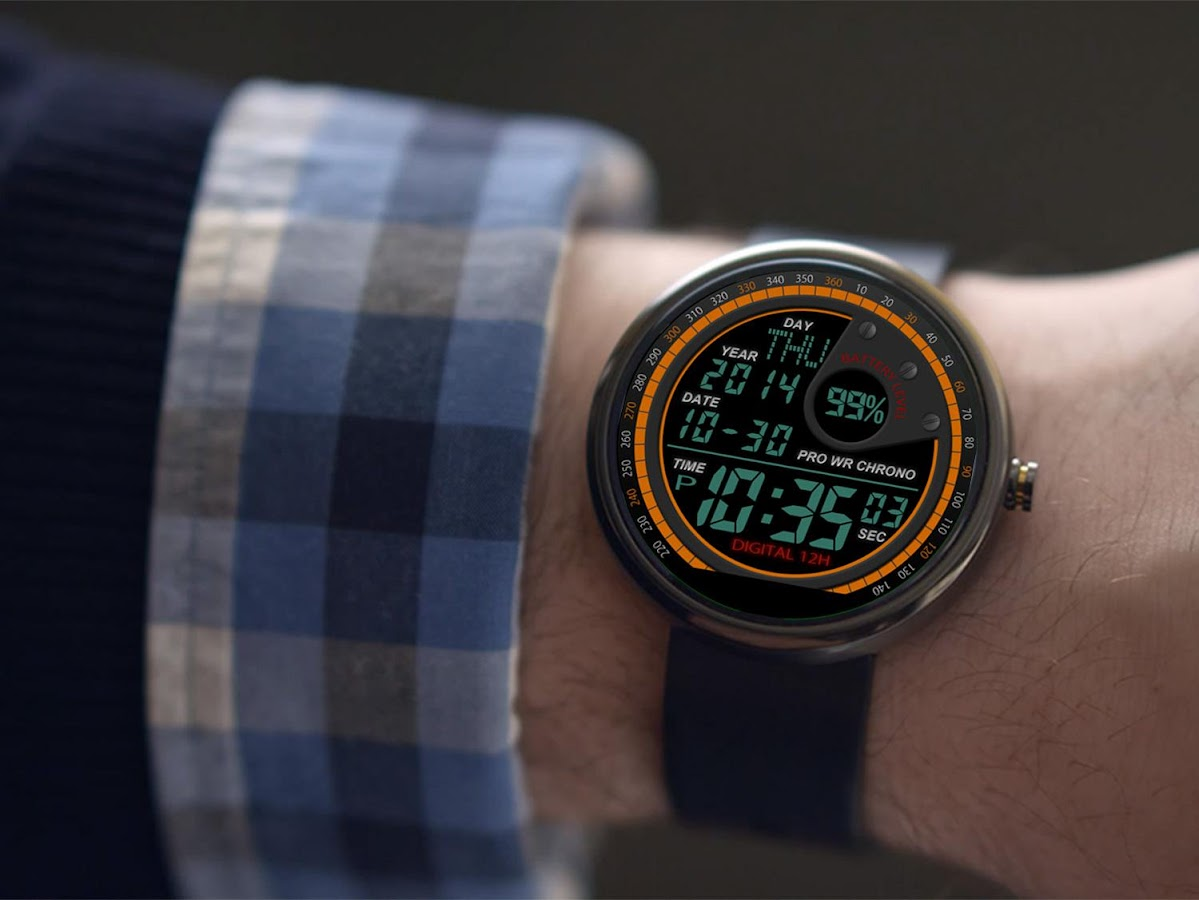A40 WatchFace for Moto 360- screenshot