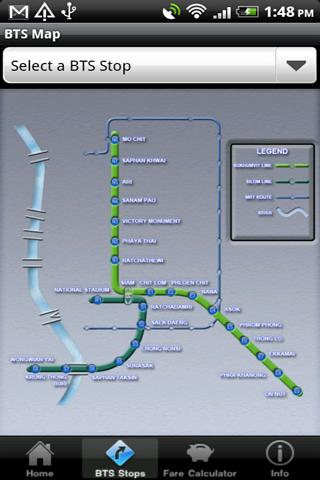 Bangkok Transit - screenshot