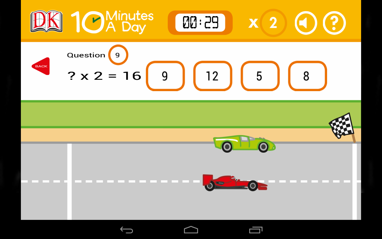 10 minutes a day times tables android apps on google play 10 minutes a day times tables screenshot gamestrikefo Gallery