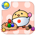 Chick Kitchen ~Color Eggs~ icon