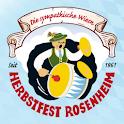 Herbstfest Rosenheim logo