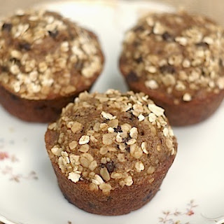 Oatmeal Chocolate Chip Cookie Muffins Recipe