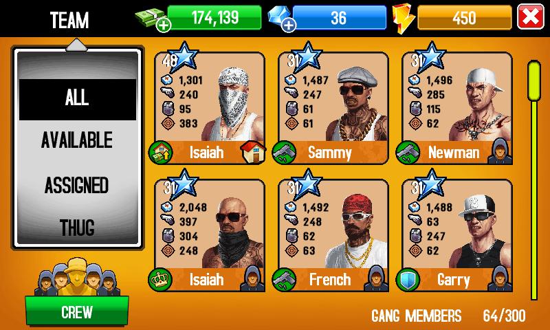 Gangstar City screenshot #20